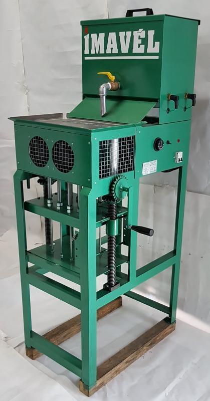 Derretedor de parafina industrial