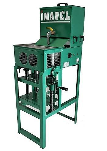 Maquina para fabricação de velas