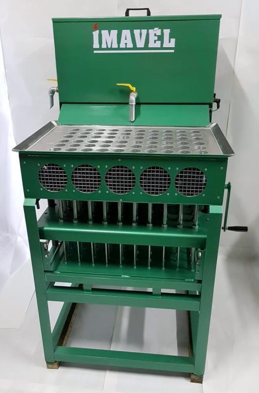 Maquina para fabricar velas de 7 dias