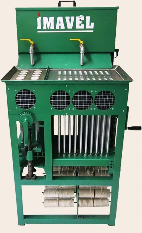 Maquina para fabricar velas de parafina preço