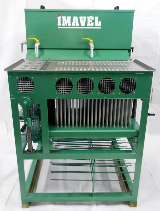 Maquina de fabricar velas em sp