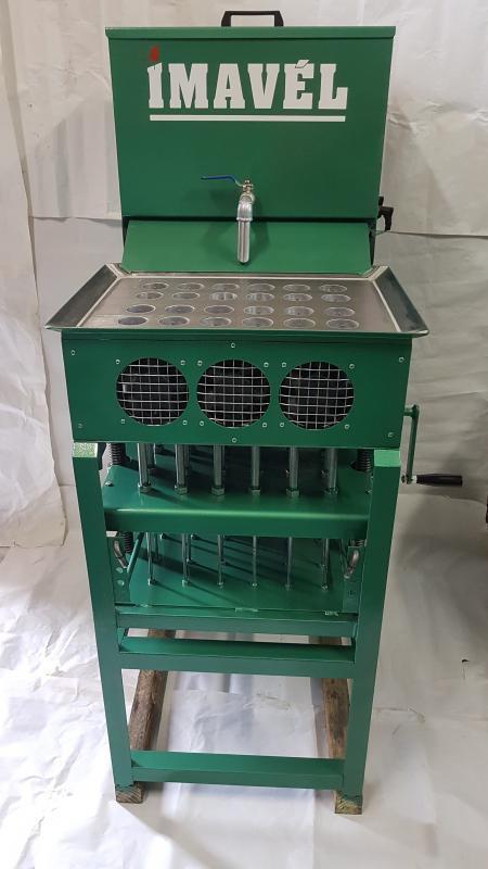 Maquina de fazer velas votivas